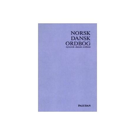 Norsk-dansk ordbog: med nynorsk-dansk ordliste