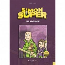 Simon Super 6: Det brænder