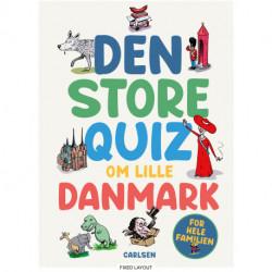 Den store quiz om lille Danmark: For hele familien
