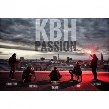 KBH passion: graffiti, urbex, skate, DJ, ultras