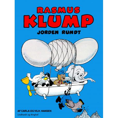 Rasmus Klump - Jorden rundt