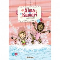 Alma og Kamari 2: i svømmehallen