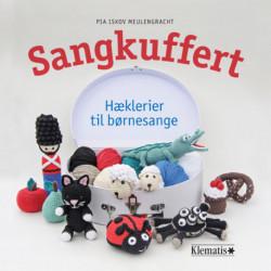 Sangkuffert- Hæklerier til børnesange (BOG)