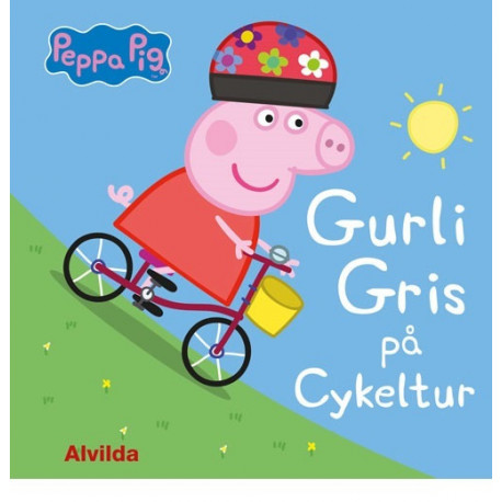 Peppa Pig - Gurli Gris på cykeltur