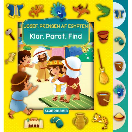 Klar, Parat, Find - Josef, prinsen af Egypten