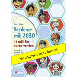 Verdensmål 2030: 17 mål for vores verden