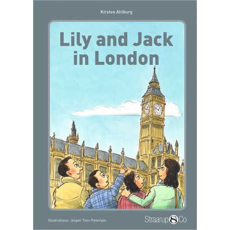 Lily and Jack in London (uden gloser)