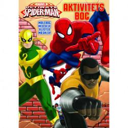 Den ultimative Spiderman aktivitetsbog