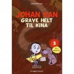 Johan kan 3: grave helt til Kina