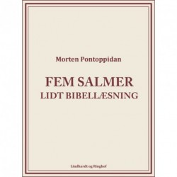 Fem salmer: Lidt bibellæsning