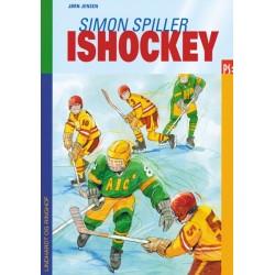Simon spiller ishockey