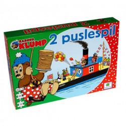 Rasmus Klump puslespil: Til Fest med Rasmus Klump og venner