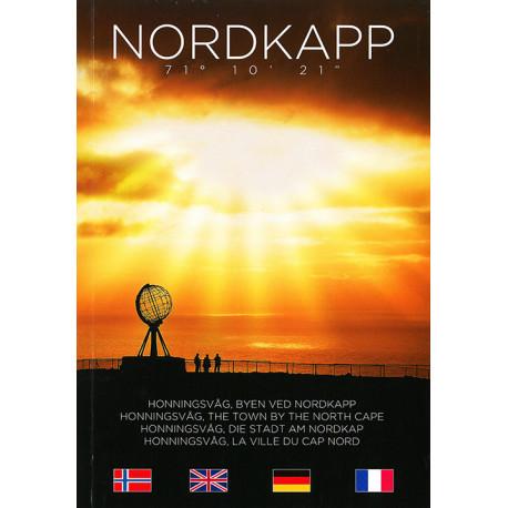 Nordkapp : Honningsvåg, byen ved Nordkapp
