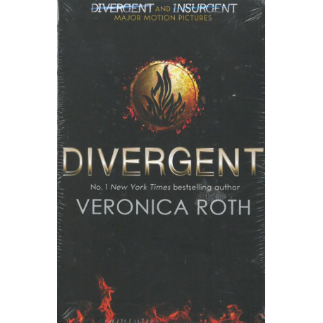 Divergent Series Vol. 1-3 &  Four - Box