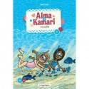 Alma og Kamari 8: - på sejltur