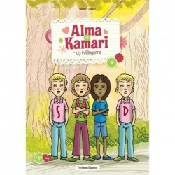 Alma og Kamari 6: - og tvillingerne