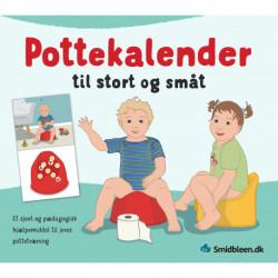 Pottekalender til stort og småt: Et sjovt og pædagogisk hjælpemiddel til jeres pottetræning