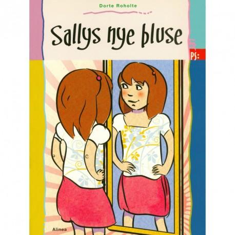 Sallys nye bluse