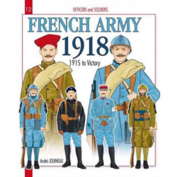 French Army 1918: 1915 to Vichy