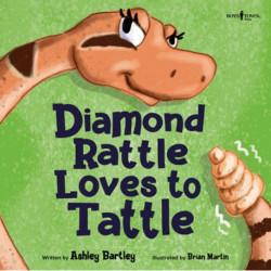 DIAMOND RATTLE LOVES TO TATTLE