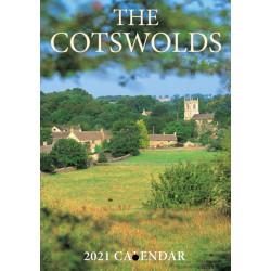 Cotswolds A5 Calendar - 2021