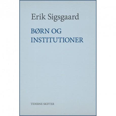 Børn og institutioner