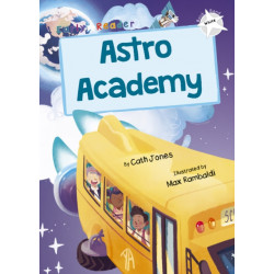 Astro Academy: (White Early Reader)
