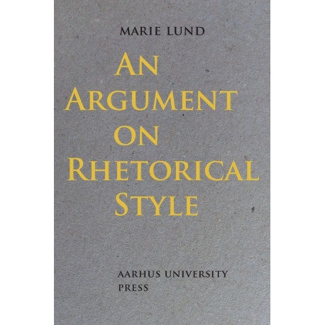 An Argument on Rhetorical Style