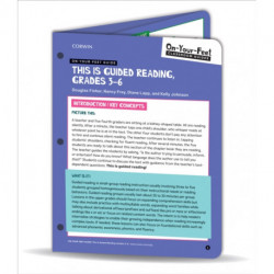 On-Your-Feet Guide: This Is Guided Reading, Grades 3-6