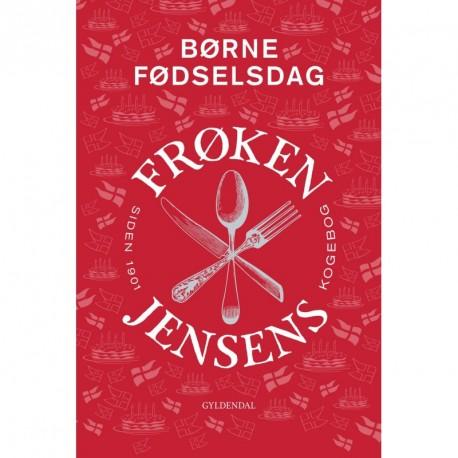 Frøken Jensens Kogebog: Børnefødselsdag