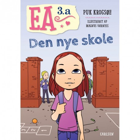 Ea 3A - Den nye skole