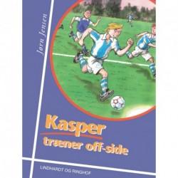 Kasper træner off-side