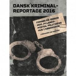 Forsøg på terror mod Jyllands-Posten, Politikens Hus i København