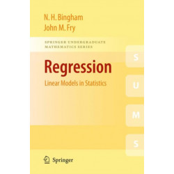 Regression: Linear Models in Statistics