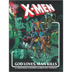 X-men: God Loves, Man Kills Extended Cut Gallery Edition