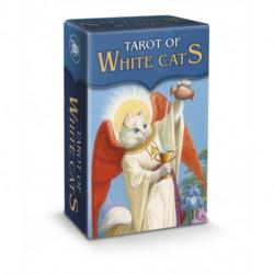 Tarot of White Cats - Mini Tarot