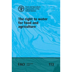 The right to water for food and agriculture