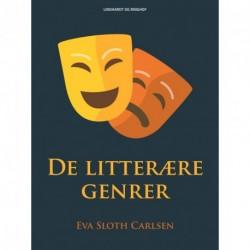 De litterære genrer