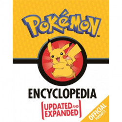 The Official Pokemon Encyclopedia: Updated and Expanded