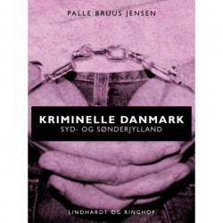 Kriminelle Danmark. Syd & Sønderjylland