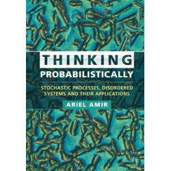 Thinking Probabilistically: Stochastic Processes, Disordered Systems, and Their Applications
