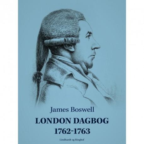 London dagbog 1762-1763