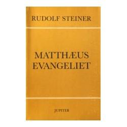 Matthæusevangeliet: 12 foredrag holdt i Bern 1.-12. september 1910
