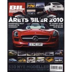 Årets biler: komplet oversigt (Årgang 2010)
