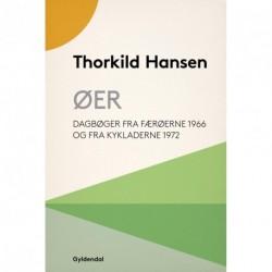Øer: Dagbøger fra Færøerne 1966 og fra Kykladerne 1972
