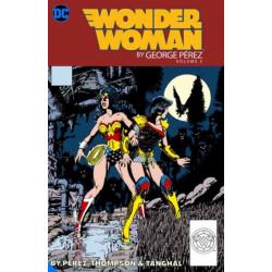 Wonder Woman by George Perez Volume 5