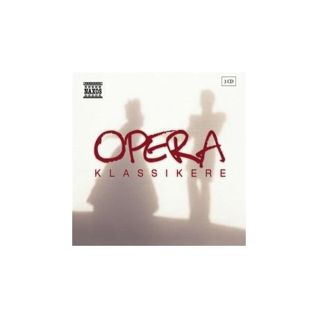 3CD-BOX: Opera klassikere