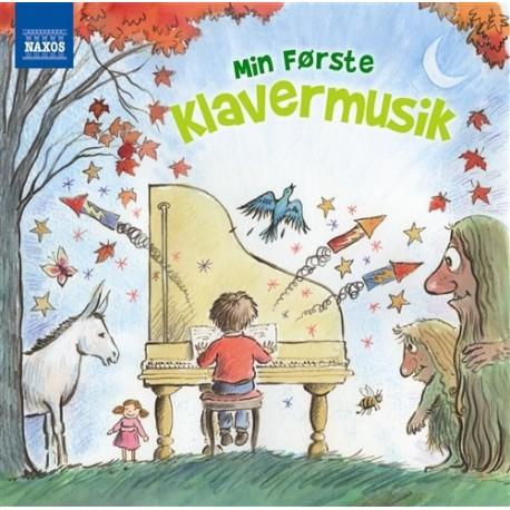 Min første klavermusik