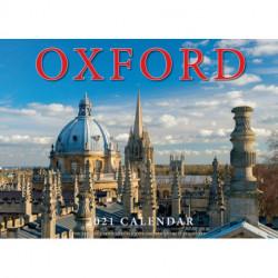 Romance of Oxford Calendar - 2021
