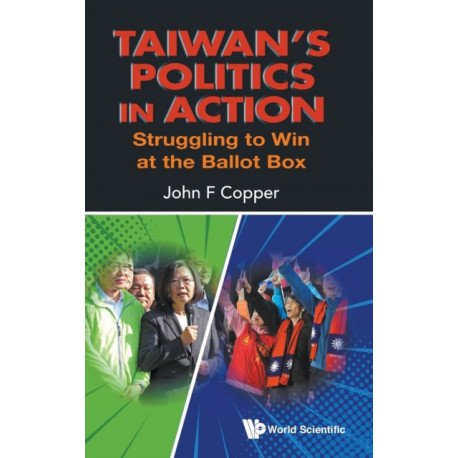 Taiwan's Politics In Action: Struggling To Win At The Ballot Box